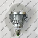 قاب لامپ ال ای دی حبابی آلومینیومی 9 وات