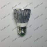 قاب لامپ ال ای دی هالوژنی آلومینیومی 3 وات