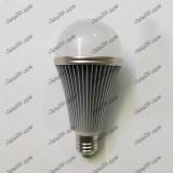 قاب لامپ ال ای دی حبابی آلومینیومی 12 وات - مدل 2