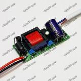 درایور SMD ال ای دی 20 وات بدون پوشش برند LUXEN